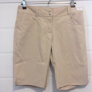 NWT woman's Adidas Bermuda shorts